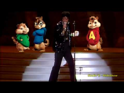 Michael  Jackson  (BILLIE JEAN) - Alvin e os Esquilos