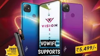 Itel Vision 1 | Specifications And Price | Technical pruthvi |