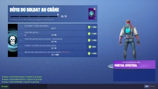 [FORTNITE/PS4/FR] 602 WINS+24000 KILLS+ON ACHETE LE SKIN SQUELETTE ???
