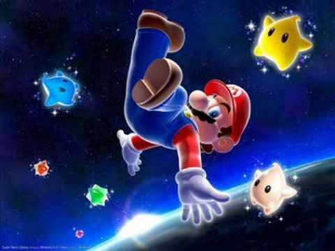 Re: Super Mario Galaxy Space Junk Galaxy Music
