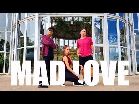 Sean Paul, David Guetta ft. Becky G - Mad Love | Natam Thagore Choreography | Studio Move Up