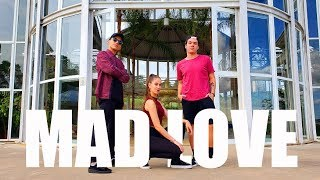 Sean Paul, David Guetta ft. Becky G - Mad Love | Natam Thagore Choreography | Studio Move Up