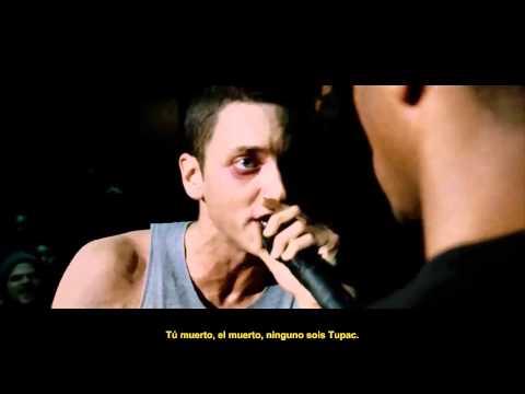 8 Mile Final Battle Eminem VS Papa Doc subtitulada en español (HD Video Audio)