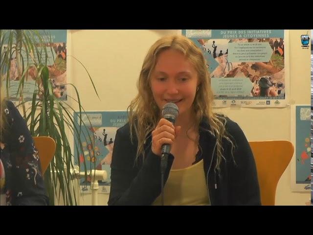 Prix des Initiatives Jeunes et Citoyennes