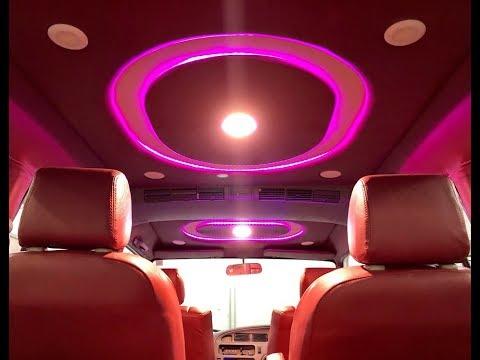 Toyota Qualis Restoration | Qualis Roof Upholstery | Qualis Seat Covers | Toyota Qualis Modified