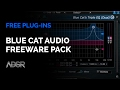 Blue Cat Audio Freeware Pack Free VST Roundup mp3