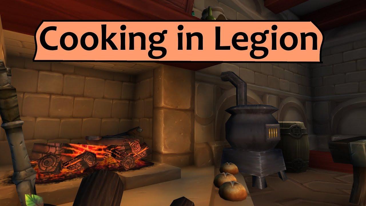 Cooking in legion youtube forumfinder Gallery