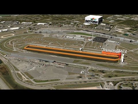 Challenge Daytona 2018: The Course
