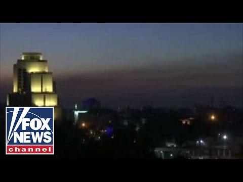 Arab Media Reports Three Civilians Injured In Syria Strikes