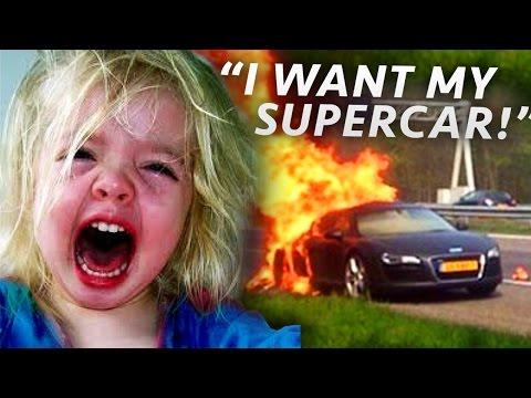 SPOILED RICH KIDS Going Crazy In Public! (Spoiled Kids & Rich Brats On Video)