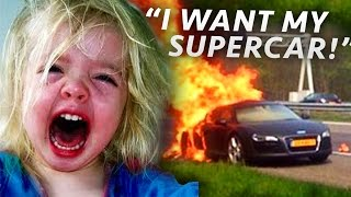 Top 10 SPOILED RICH KIDS Going Crazy In Public! (Spoiled Kids & Rich Brats On Video)