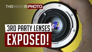 Understanding 3rd Party Lenses with The Phoblographer himself, Chris Gampat
