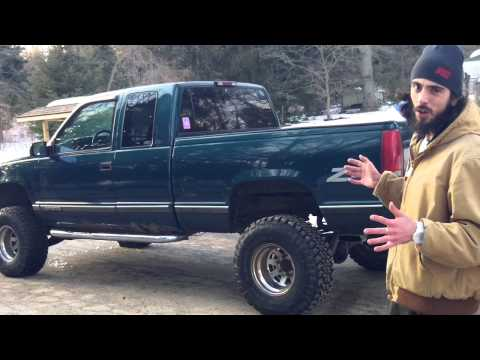 Rough Country Reviews- Chevy/GMC 88-98 1/2 ton 6