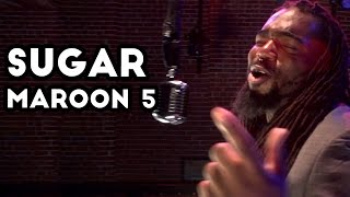 "Maroon 5 ""Sugar "" violin cover. DSharp introduces his vocals in his..."