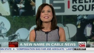 A new name in cable news