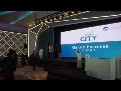 Unveiling The Light City, integrated waterfront development in Penang