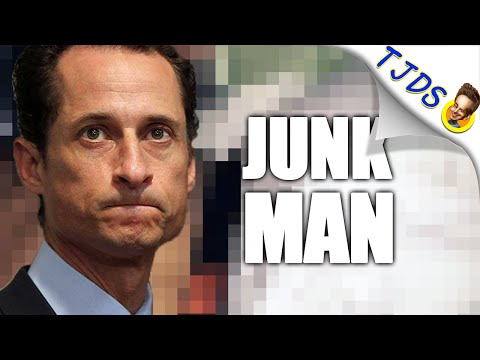 Anthony Weiner's Penis Destroys His Entire Life. Again. - 동영상
