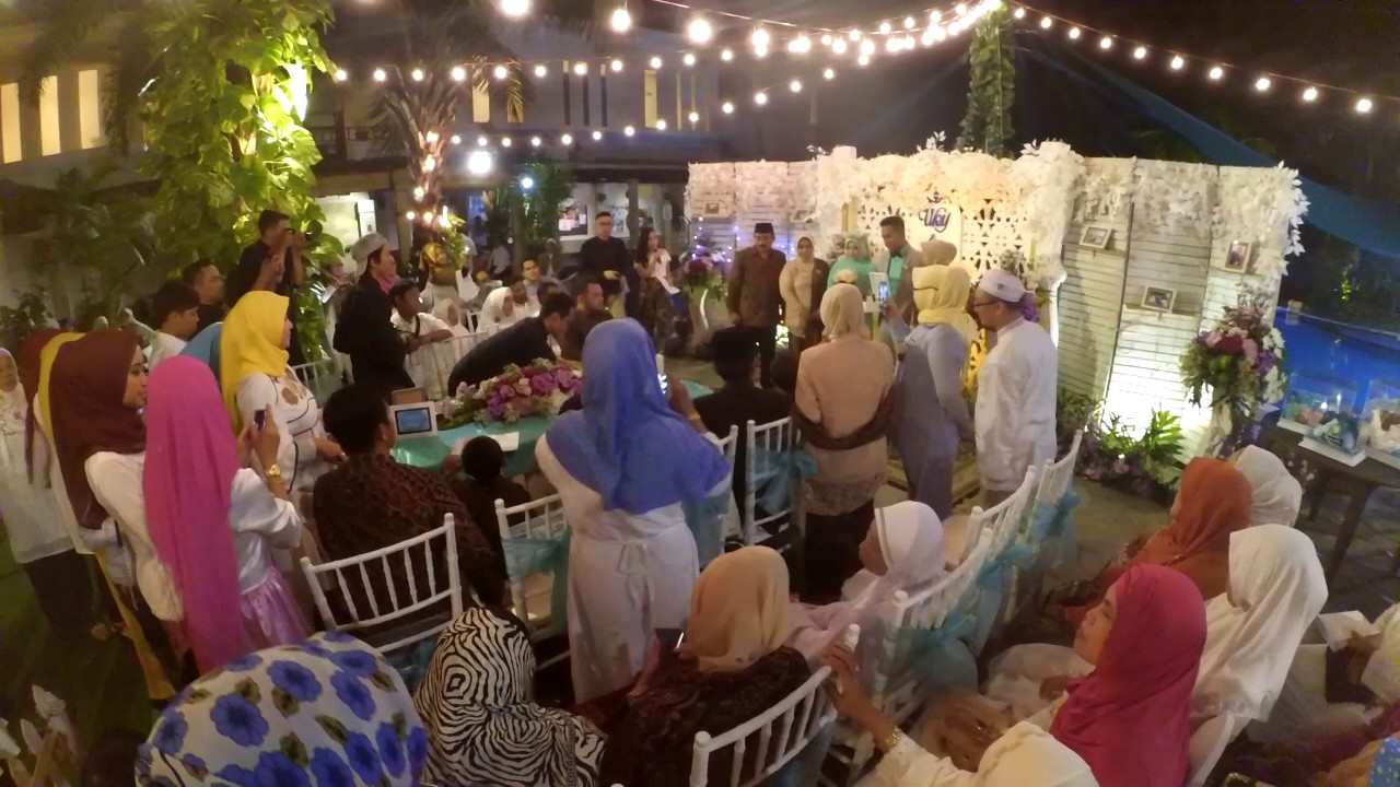 Dian Mc For Engagement Uki Ana At Regency 21 Family Club