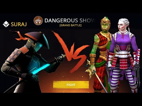 Shadow Fight 3 Official Grand Battle The Dangerous Show Event