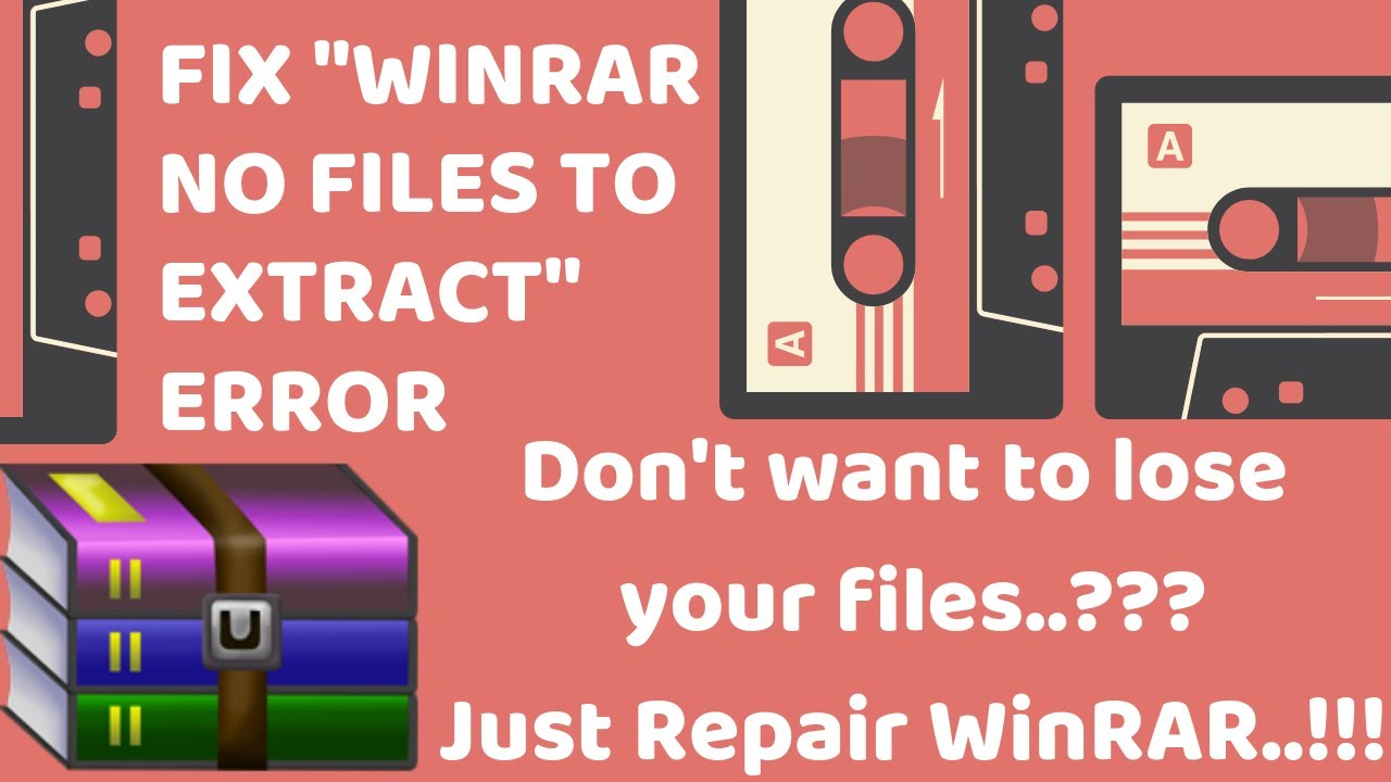 Unrar No Files To Extract