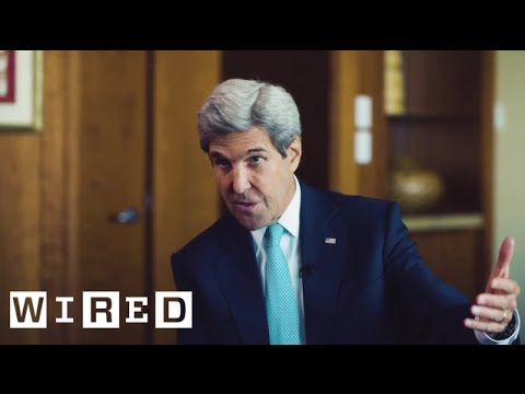 John Kerry on How the Paris Climate Agreement Could Help Fight Terrorism | WIRED