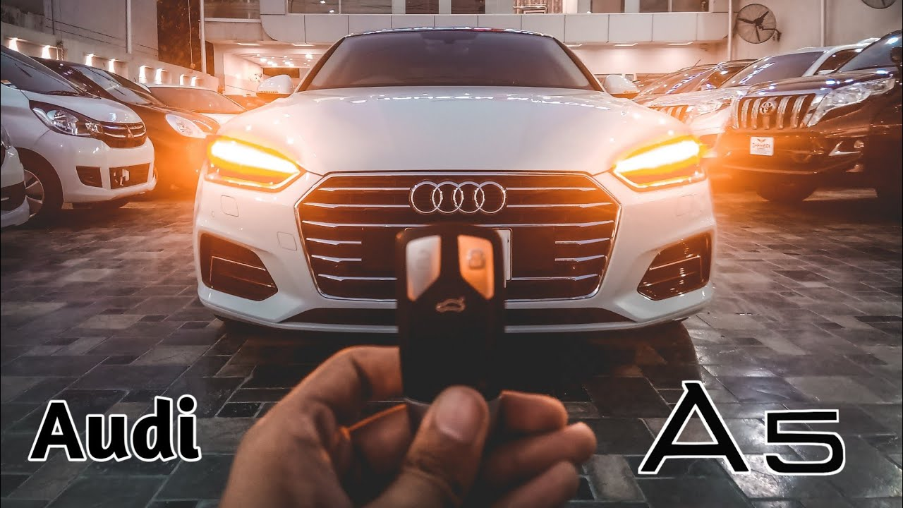 First Ever Review Of Audi A5 2019 In Pakistan Sporty Luxury Makes Lethal Combo Price In Pakistan Youtube