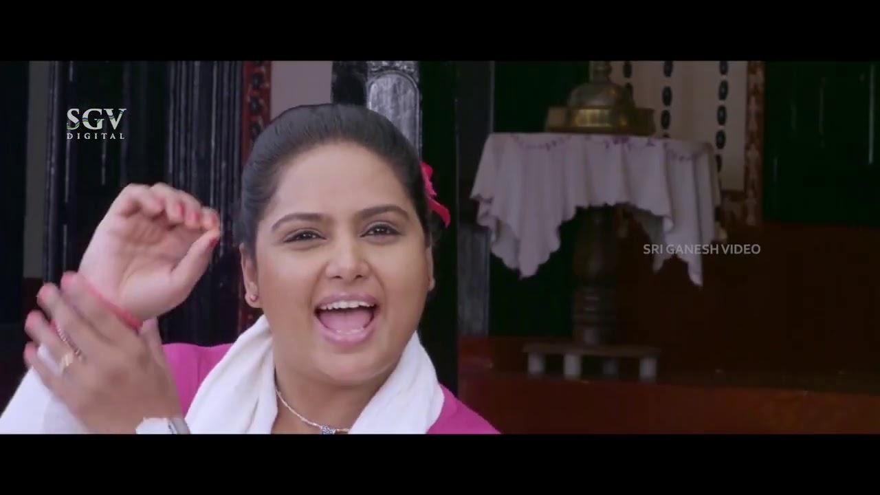 ಆಕ್ಟಿಂಗ್ ಅಂದ್ರೆ ಅಣ್ಣಾವ್ರು, ವಿಷ್ಣುವರ್ಧನ್ ಥರ ಇರ್ಬೇಕು | BC Patil | Shurthi | Ond Chance Kodi Comedy