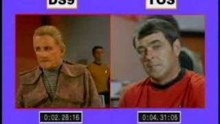Tribbles BAR FIGHT Side-by-Side Comparison