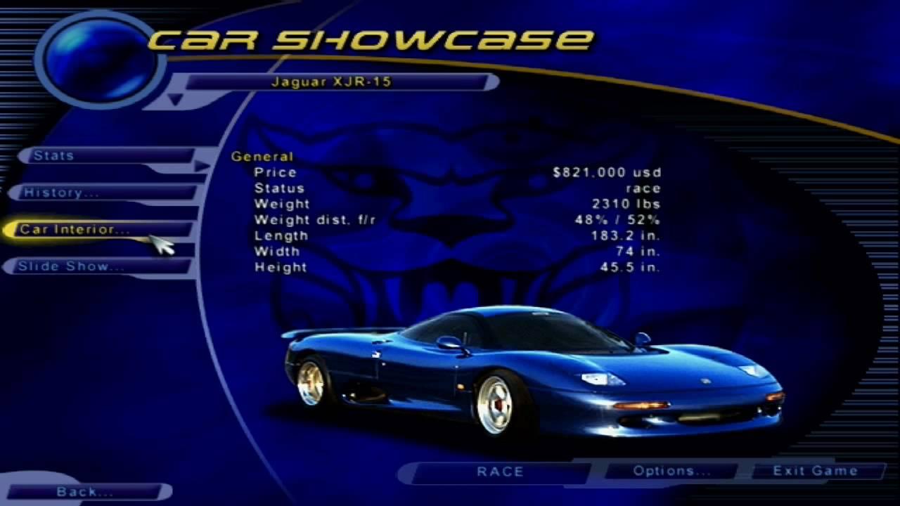 need for speed iii hot pursuit jaguar sport xjr15