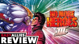 No More Heroes 3 - Easy Allies Review (Video Game Video Review)