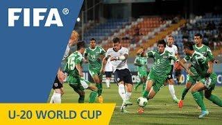 England shocked by late Iraqi comeback