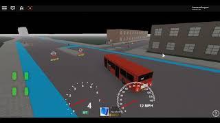 Roblox London Hackney & Limehouse bus Simulator ELC Esteem Dart Dual CTP Route 309 Hmm Yep
