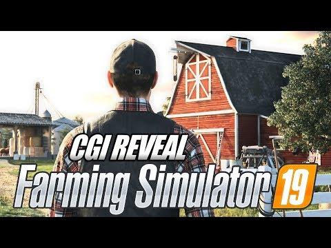 Farming Simulator 19 CGI Reveal -  Horses, New Game Engine, 2 New Maps