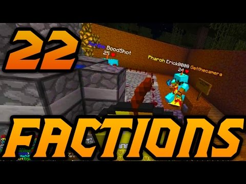 "Minecraft Factions VERSUS: Episode 22 ""ATTACKED AT THE CANNON!"""