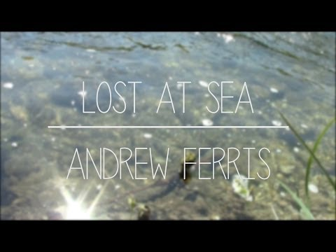 Andrew Ferris - Lost At Sea - Solo Acoustic Version - Tree Stump Session