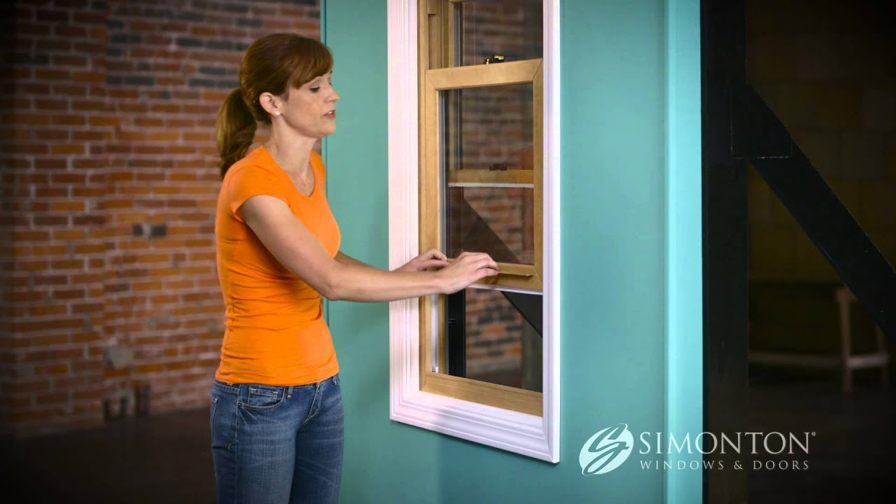 How To Fix A Double Hung Window That Won T Lock Youtube