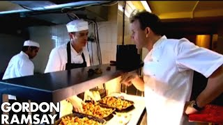 Shocking News When Gordon Returns to Restaurant Kitchen - Gordon Ramsay