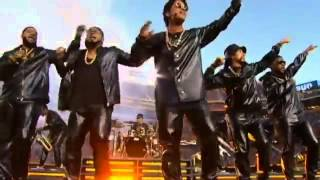 superbowl 2016 halftime show with coldplaybeyonce bruno mars and mark ronson