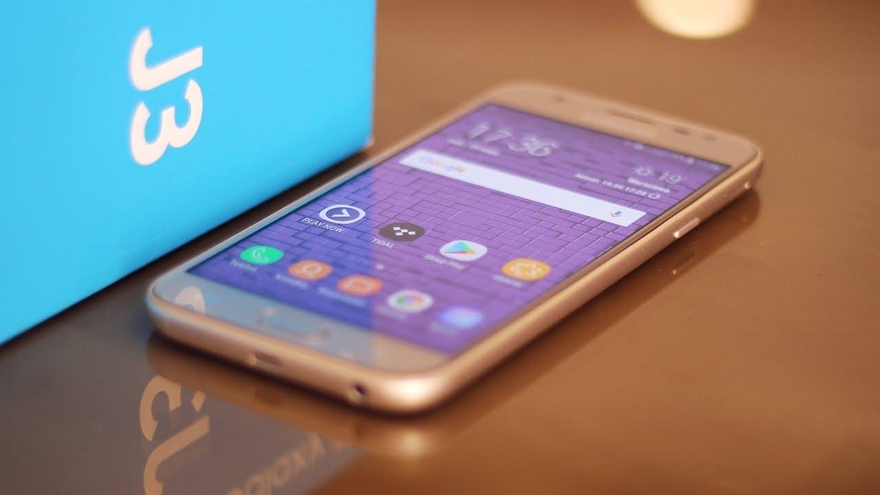 Samsung j3 6 skal
