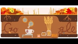 First Day of Fall 2017 (Southern Hemisphere) - Google Doodle