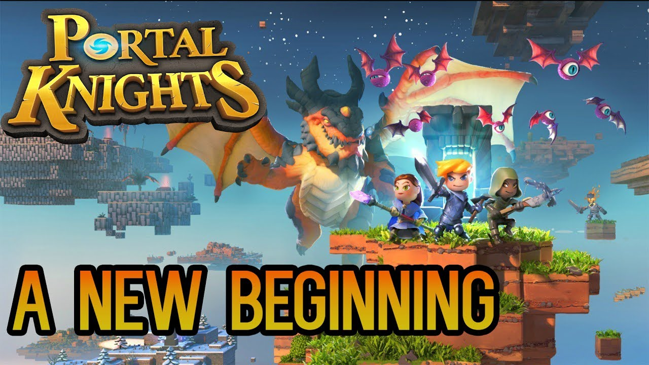 Portal Knights - A New Beginning Guide on How to Get Started