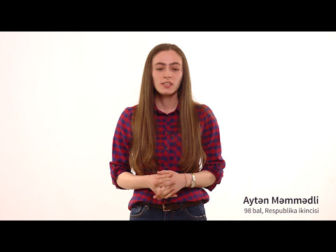 Kainat Tədris Mərkəzi təqdimat filmi thumbnail
