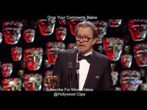 Gary Oldman Speech at 71th British Academy Film Awards 2018 BAFTA By Hollywood Clips