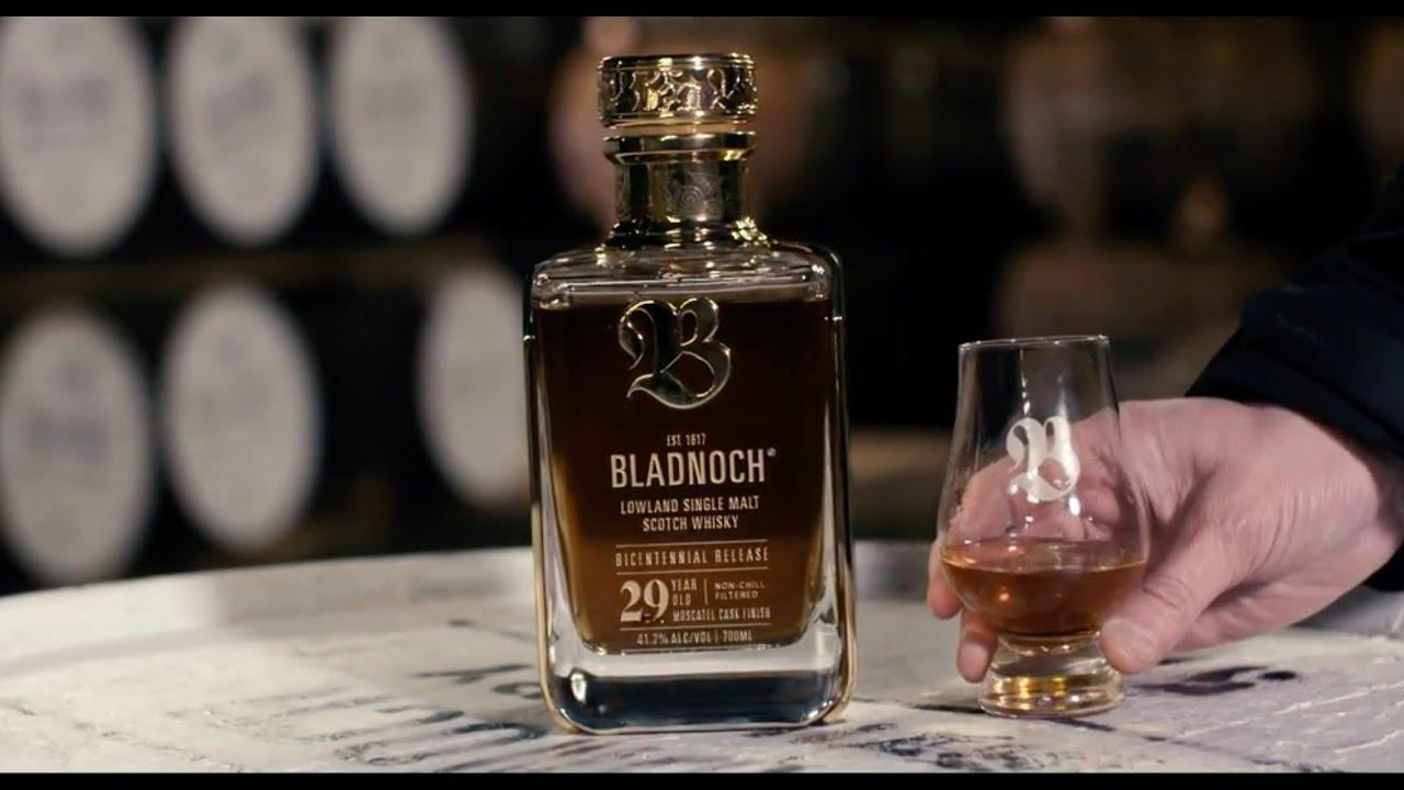 29 Year Bicentennial Scotch // 750 ml video thumbnail