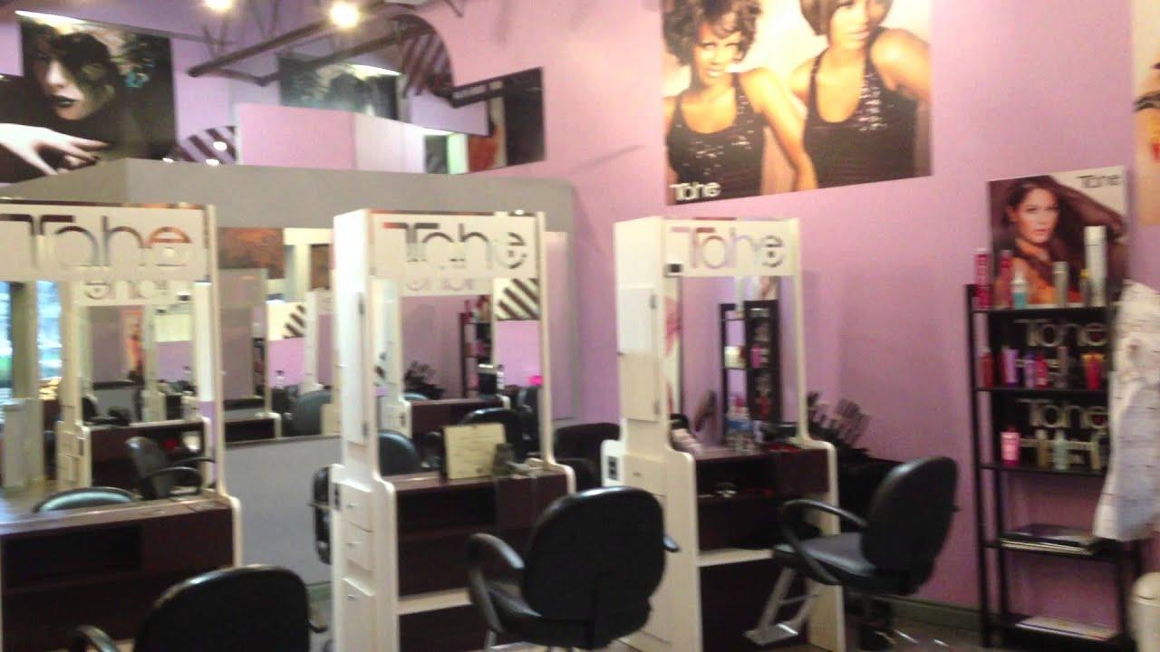 Tahe Salon Interior   YouTube