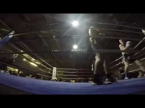 Andy Fothergill vs Liam Miller Wishaws Rivals Gym 28/02/15