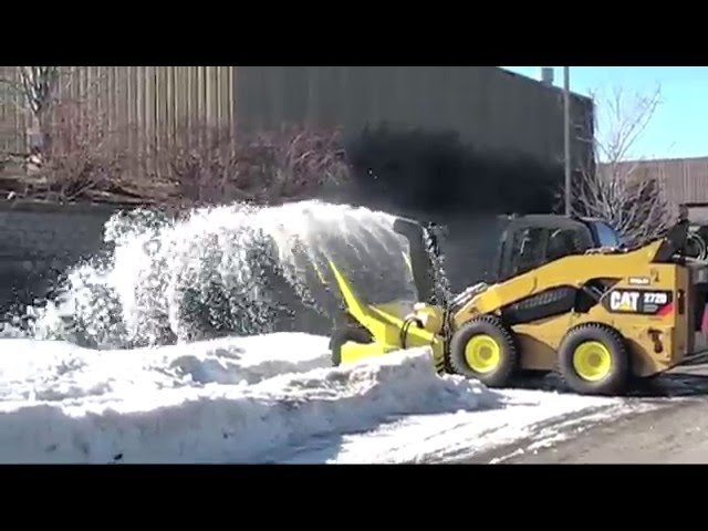 SnowWolf UltraBlower
