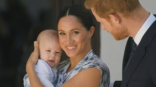 Why Meghan Markle and Prince Harry Left Baby Archie in Canada Amid Bombshell Announcement Drama