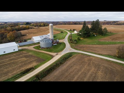 Fully Functioning 113 Acre Farm With A Well Maintained Home For Sale (Crawford County, WI)