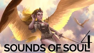 Over 1 Hour of Inspiring Uplifting Background Music by Fearless Soul (Sounds of Soul 4)